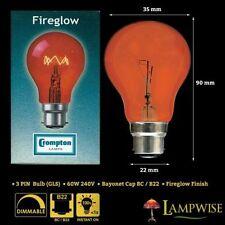 Crompton Candle 60W Light Bulbs