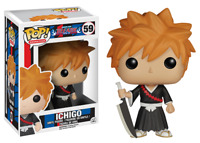 Bleach - Ichigo Pop! Vinyl Figure Funko Rare Vaulted