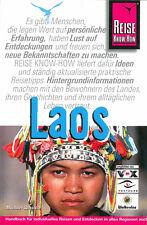 LAOS Reiseführer REISE KNOW-HOW 03 Indochina Südostasien o. Vietnam o. Thailand