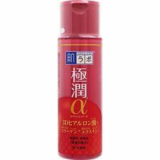 ☀Rohto Hadalabo Gokujyun Alpha Anti-Aging Toner Collagen & Elastin Lotion 170ml