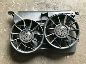 Ford Territory SX-SY TX TS Ghia radiator thermo fans only