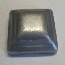 "Lot of 16 Pressed Galvanized Steel Post Caps fits 2"" Sq Post"
