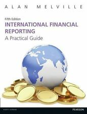 International Financial Reporting : A Practical Guide by Alan Melville (2016,...