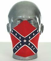 Bandero Biker Motorcycle Face Mask - Rebel Design