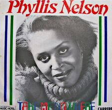 ++PHYLLIS NELSON take me nowhere/somewhere in the city SP 1983 MUSIC-HOTEL VG++