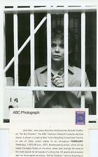 JULIA BARR JAIL BEHIND BARS PORTRAIT ALL MY CHILDREN ORIGINAL 1985 ABC TV PHOTO
