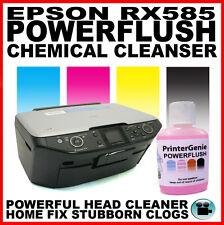 Epson Stylus Photo RX585 Head Cleaner: Nozzle Cleanser  Printhead Unblocker