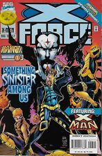 X-Force No.57 / 1996 Onslaught Crossover / Jeph Loeb & Anthony Castrillo