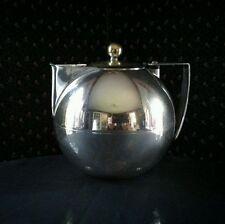 Rare 1925 Napier Art Deco Machine Age Avant-Garde Minimal Less is More Teapot