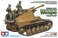 """Tamiya 35358 1/35 Model Kit German Self-Propelled Howitzer Wespe """"Italian Front"""""""