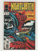 Nightwatch #5 Venom 9.4