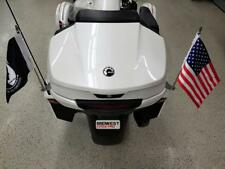 Can Am Spyder F3 Limited Trunk Mounted Double Flag Holder (FH450)