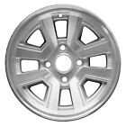 Oem Remanufactured 14x7 Alloy Wheel Rim As Cast With Machined Face - 69144