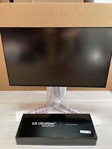 "LG UltraGear 27GN950-B 27"" 4K UHD 160hz 1ms Nano IPS Gaming Monitor Never Used"