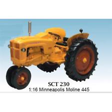 TRATTORE M.M.445 GAS NARROW 1:16 SpecCast Mezzi Agricoli e Accessori Die Cast