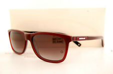 Brand New MONT BLANC Sunglasses MB 461 461S 69T Burgundy/Gradient /Brown Women
