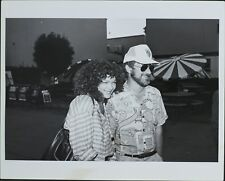 Amy Irving (American Actress), Steven Spielberg (American Producer) Hollywood