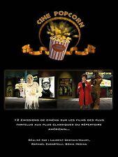 DVD Ciné Popcorn : 12 émissions de cinéma / IMPORT