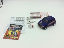 Transformers Collection Reissue G1 SKIDS 100% Complete Takara TOMY 2002