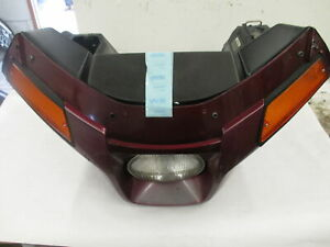 1981 HONDA SILVER WING GL500I GL 500 I FRONT UPPER FAIRING NOSE WINDSHIELD COWL
