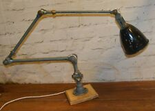 Dugdills industrial desk vintage lamp office factory retro antique light lightin