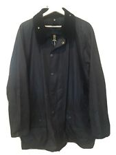 Barbour Beaufort wax jacket size 46