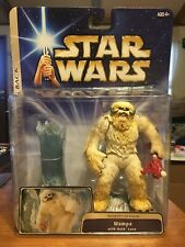 Star Wars The Empire Strikes Back ~Wampa With Hoth Cave Attack~ 2003