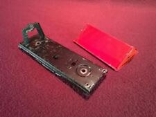 LIONEL POST WAR 3559 RED BED & CHASSIS FROM OPERATING DUMP CAR