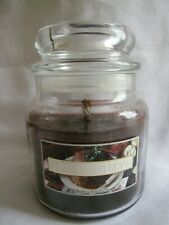 Yankee Candle Christmas Pudding 14.5 oz 75% Remaining