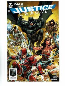 Justice League IMAX AMC Promo Giveaway DC Comic Batman/Wonder Woman/Flash MINT