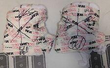 Krzysztof Soszynski 2x Signed Ufc 140 Fight Worn Used Wraps Psa/Dna Coa Auto& 00004000 #039;d