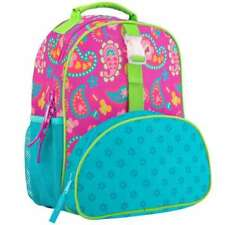 Personalized Stephen Joseph All Over Print Paisley Small Backpack