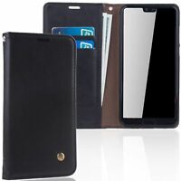 Huawei P20 Pro Etui pour Téléphone Mobile Schutz-Tasche Coque Clapet Étui Wallet