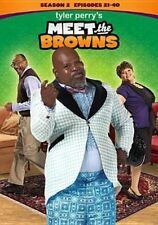 Tyler Perry's Meet The Browns Season 2 R1 DVD
