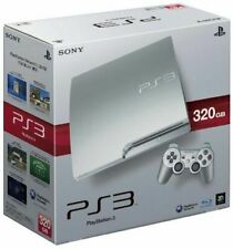 Sony PlayStation 3 320GB Console - Limited Edition Silver