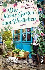 Der kleine Garten zum Verlieben (Willkommen in Herz... | Buch | Zustand sehr gut