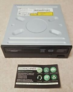 Hitachi LG SUPER MULTI DVD REWRITER Drive GH40F SATA Tested! Free Shipping!
