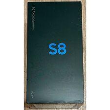 Samsung Galaxy S8 - 64GB - Mitternachts Schwarz (Ohne Simlock)