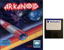 "ARKANOID : floppy disc 3,5"" Commodore Amiga backup game disk (READ)"