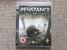Resistance Fall Of Man - Playstation 3 PS3 No Instructions UK PAL