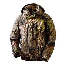 ScentBlocker -Outfitter Jacket w-zip out-Sherpa vest-Mossy Oak country- Large