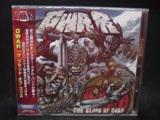 GWAR The Blood Of Gods JAPAN CD Dave Brockie Experience X-Cops U.S.Monster Metal