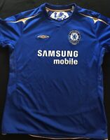 FC Chelsea Fußball Trikot Jersey 2005 100 Years Edition Umbro