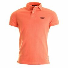 Superdry Patternless Polo Slim Casual Shirts & Tops for Men