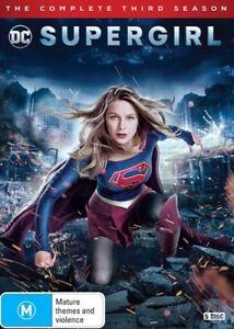 SUPERGIRL : Season 3 : NEW DVD