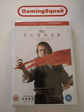 Mr Turner NEW SEALED DVD, Supplied by Gaming Squad Ltd