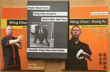 WING Chun Kung Fu-Arti Marziali A CASA DVD corso-ANNO 1 e 2