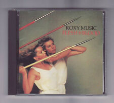 (CD) ROXY MUSIC - Flesh + Blood / Japan Import / VJD-28012
