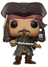 Pirates Of The Caribbean - Jack Sparrow Funko Pop! Disney: Toy Vinyl Figure
