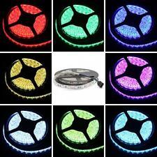 RGB LED Streifen / LED Strip 500cm 5m ; IP20 ; 300LEDs - Gr. 5050 ; 12V